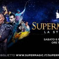 Spectacle Supermagic on line - Samedi 6 février 17:00-18:00