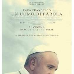 Film Documentaire en italien de Wim Wenders - Lundi 1er octobre 20:30-22:30
